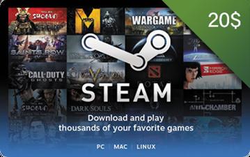 Steam 20